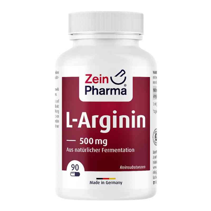 La-l-arginin Kapseln zamów na apo-discounter.pl