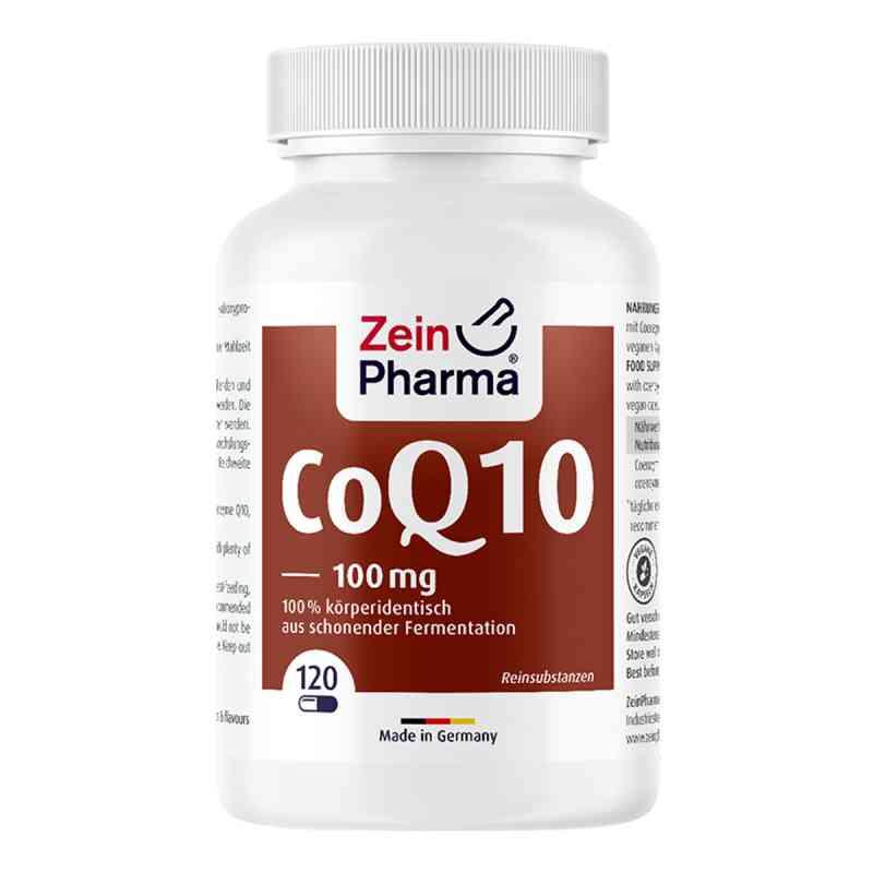 Coenzym Q 10 100 mg Kapseln  zamów na apo-discounter.pl