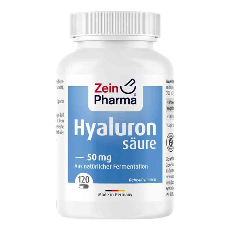 Hyaluronsaeure 100 mg Caps zamów na apo-discounter.pl