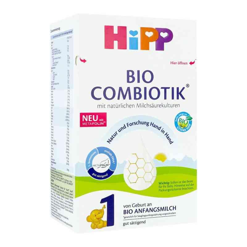 Hipp 1 Bio Combiotik mleko początkowe  zamów na apo-discounter.pl