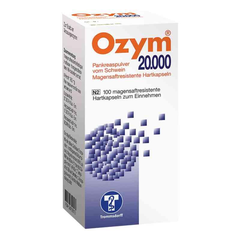 Ozym 20 000 Hartkapseln  zamów na apo-discounter.pl