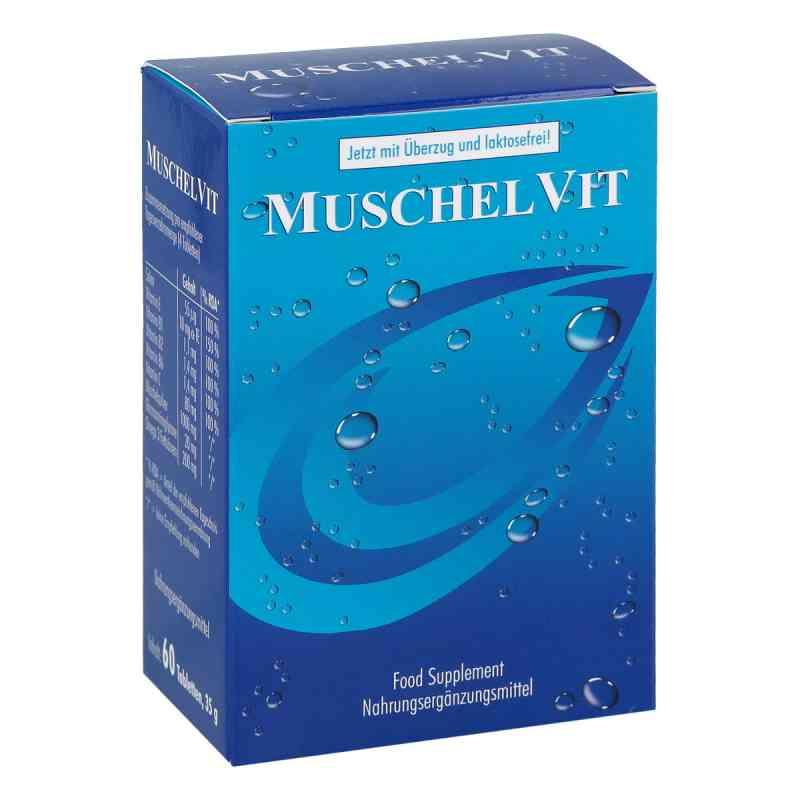 Muschel Vit tabletki  zamów na apo-discounter.pl