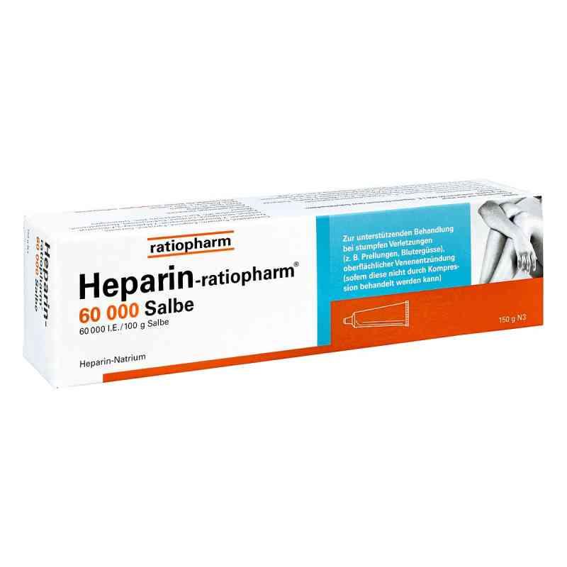 Heparin Ratiopharm 60 000 maść  zamów na apo-discounter.pl