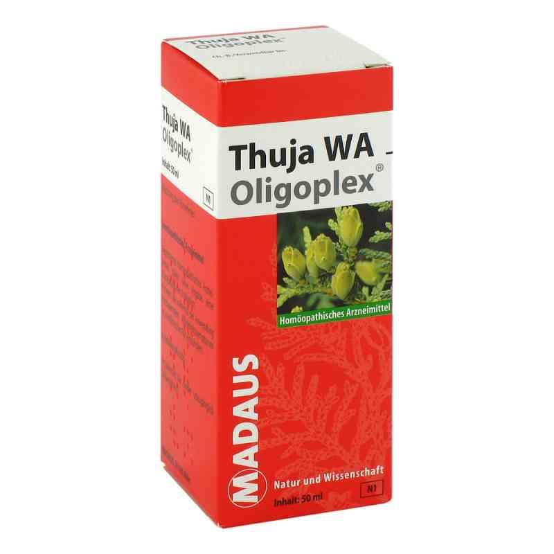 Thuja Wa Oligoplex płyn na kurzajki  zamów na apo-discounter.pl