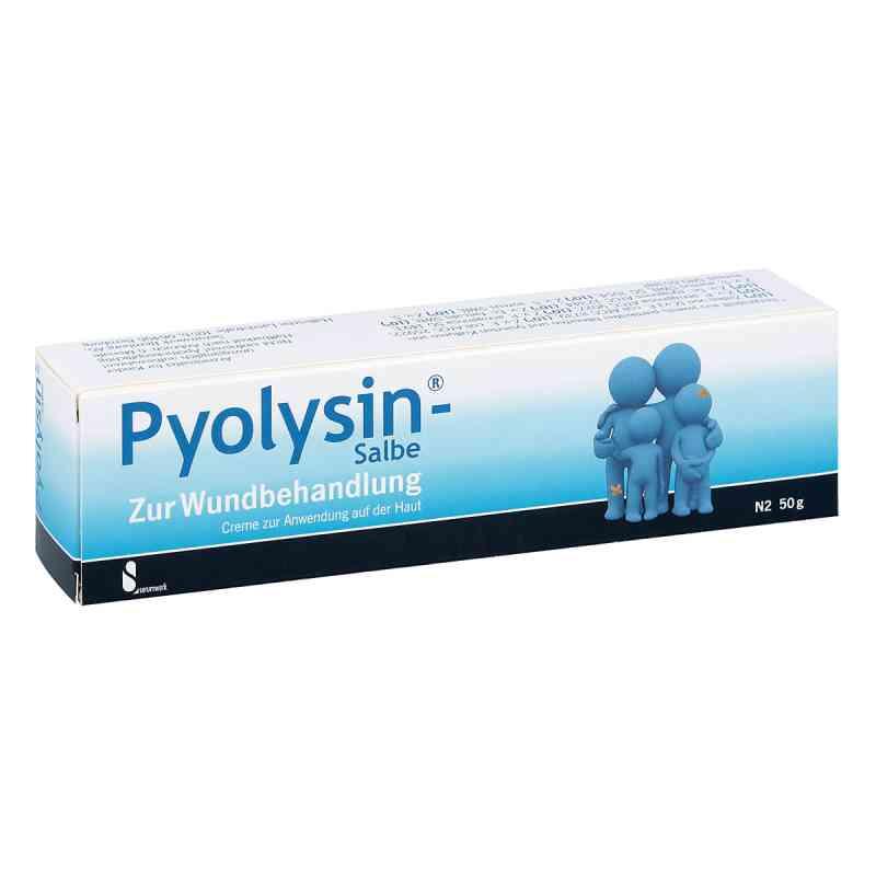 Pyolysin Salbe zamów na apo-discounter.pl