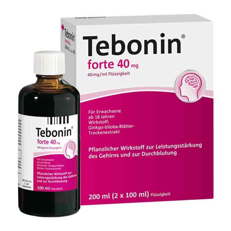 Tebonin forte 40 mg Loesung zamów na apo-discounter.pl