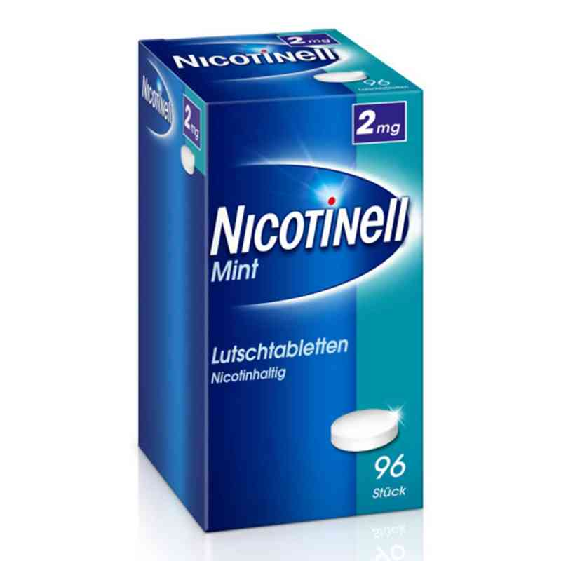 Nicotinell Lutschtabletten 2 mg Mint  zamów na apo-discounter.pl