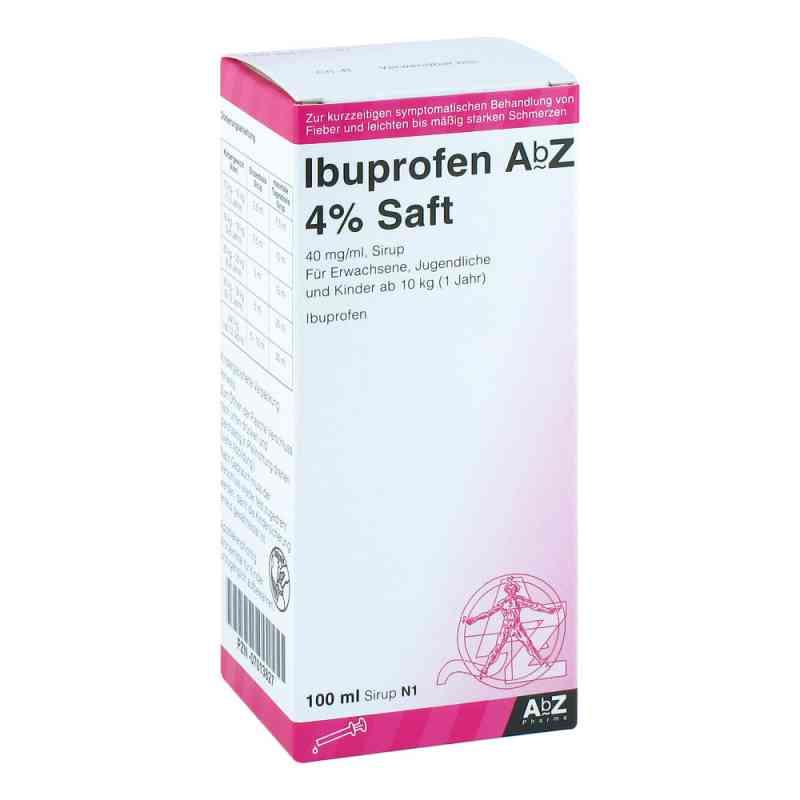 Ibuprofen Abz 4% Saft zamów na apo-discounter.pl