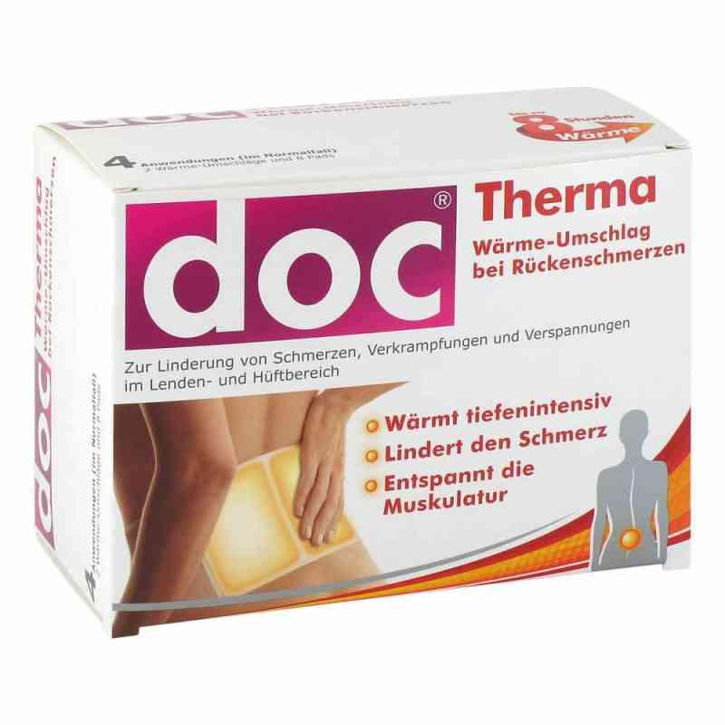 Doc Therma kompres rozgrzewający na ból pleców  zamów na apo-discounter.pl