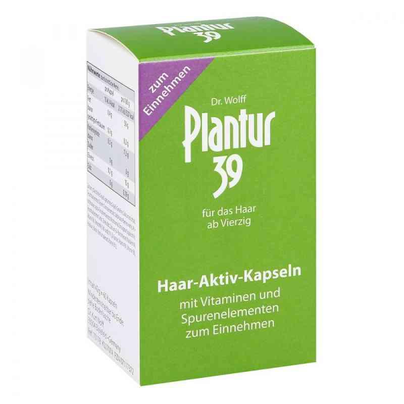 Plantur 39 Haar Aktiv kapsułki na włosy  zamów na apo-discounter.pl