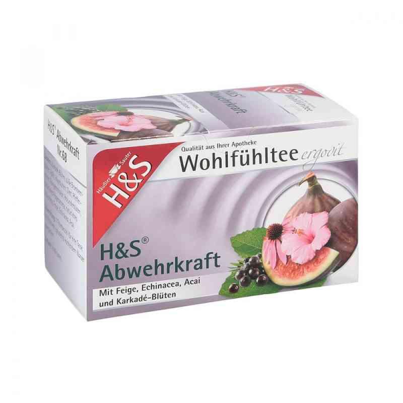 H&s Abwehrkraft Filterbeutel  zamów na apo-discounter.pl