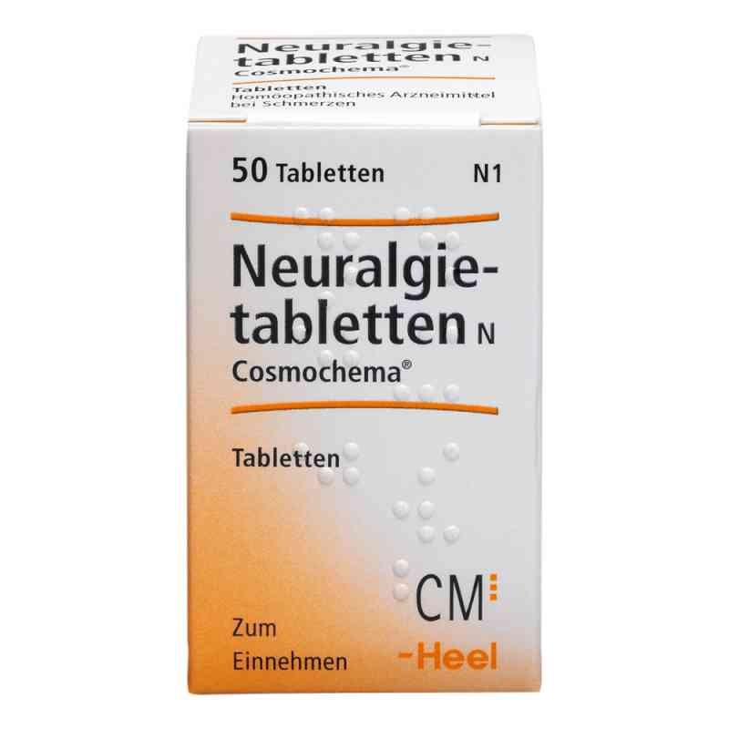 Neuralgie Tabletten N Cosmochema zamów na apo-discounter.pl