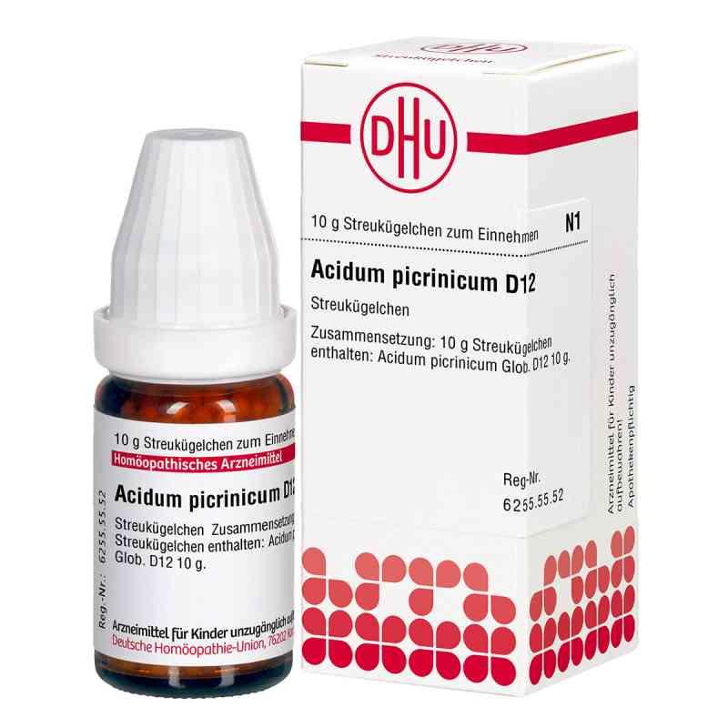 Acidum Picrinicum D 12 Globuli zamów na apo-discounter.pl