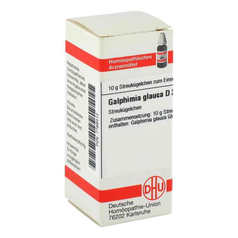 Galphimia Glauca D 30 Globuli zamów na apo-discounter.pl