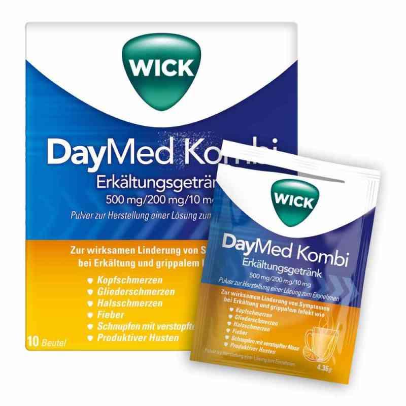 Wick Daymed Kombi Erkaeltungsgetraenk  zamów na apo-discounter.pl