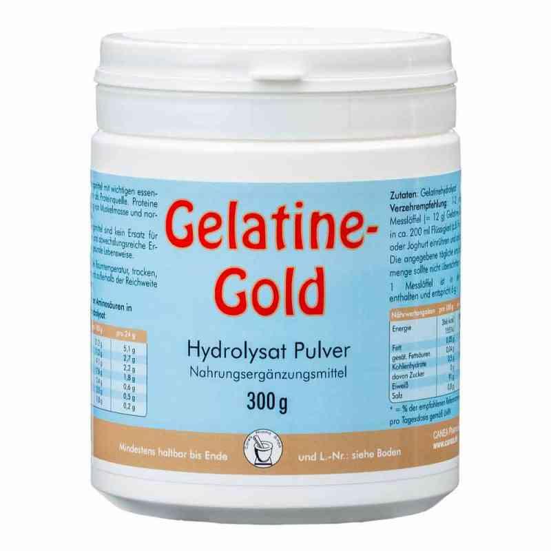 Gelatine gold Hydrolysat Pulver proszek  zamów na apo-discounter.pl