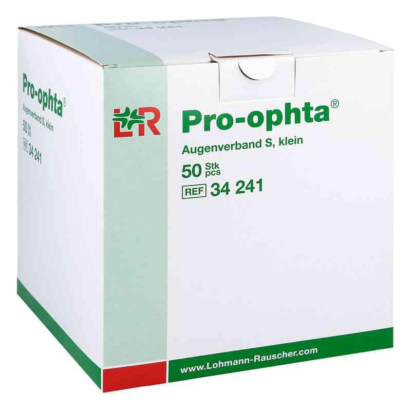 Pro Ophta opatrunek na oko rozmiar S: 7,2x10 cm  zamów na apo-discounter.pl