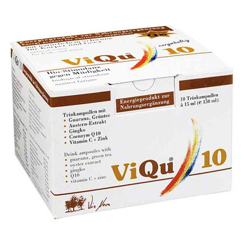Viqu 10 ampułki  zamów na apo-discounter.pl