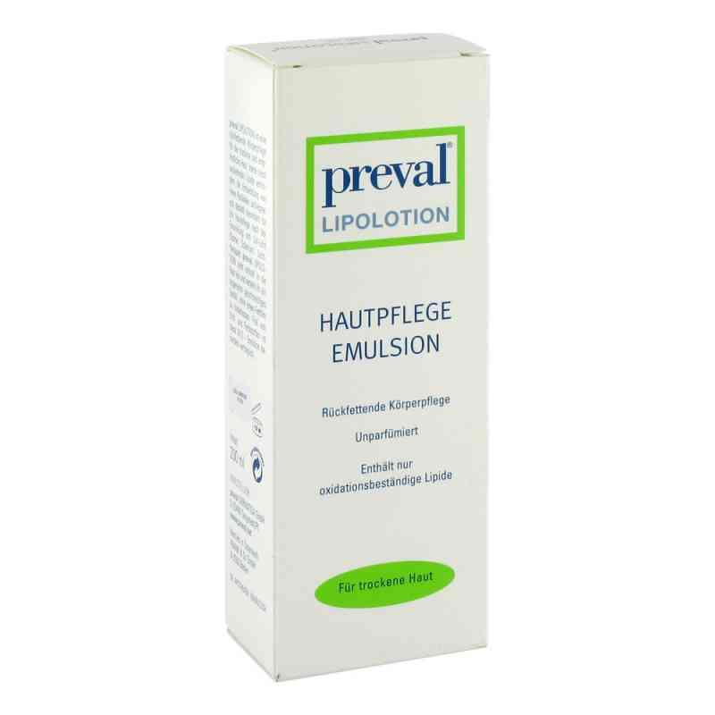 Preval Lipolotion  zamów na apo-discounter.pl