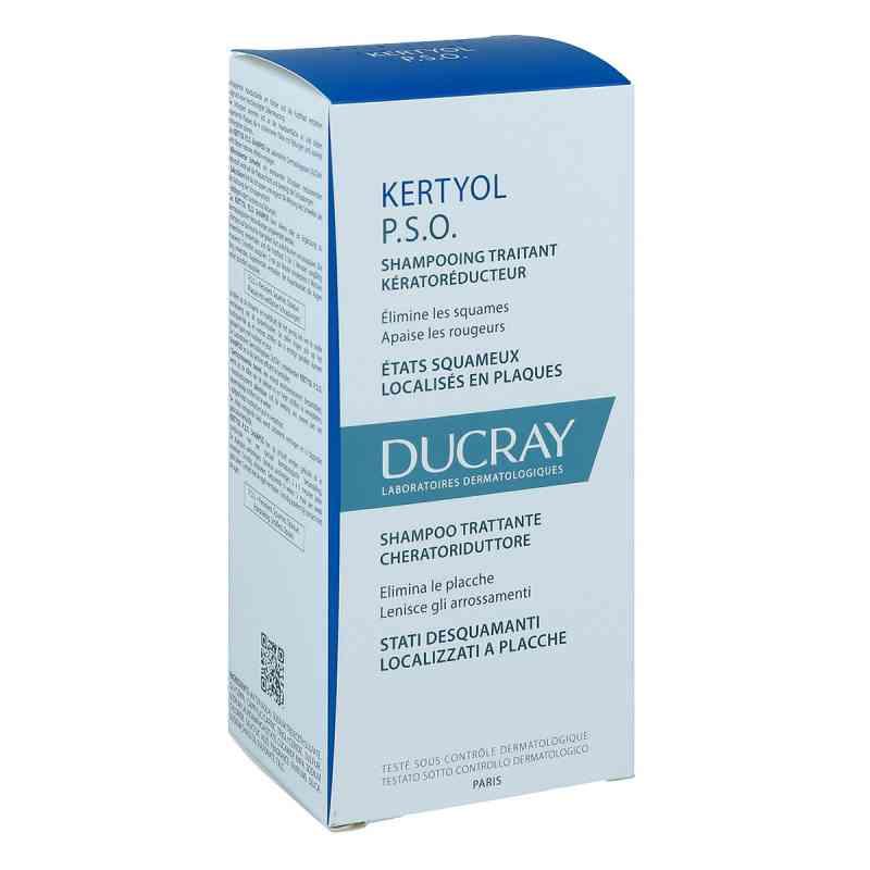 Ducray Kertyol Pso szampon leczniczy zamów na apo-discounter.pl