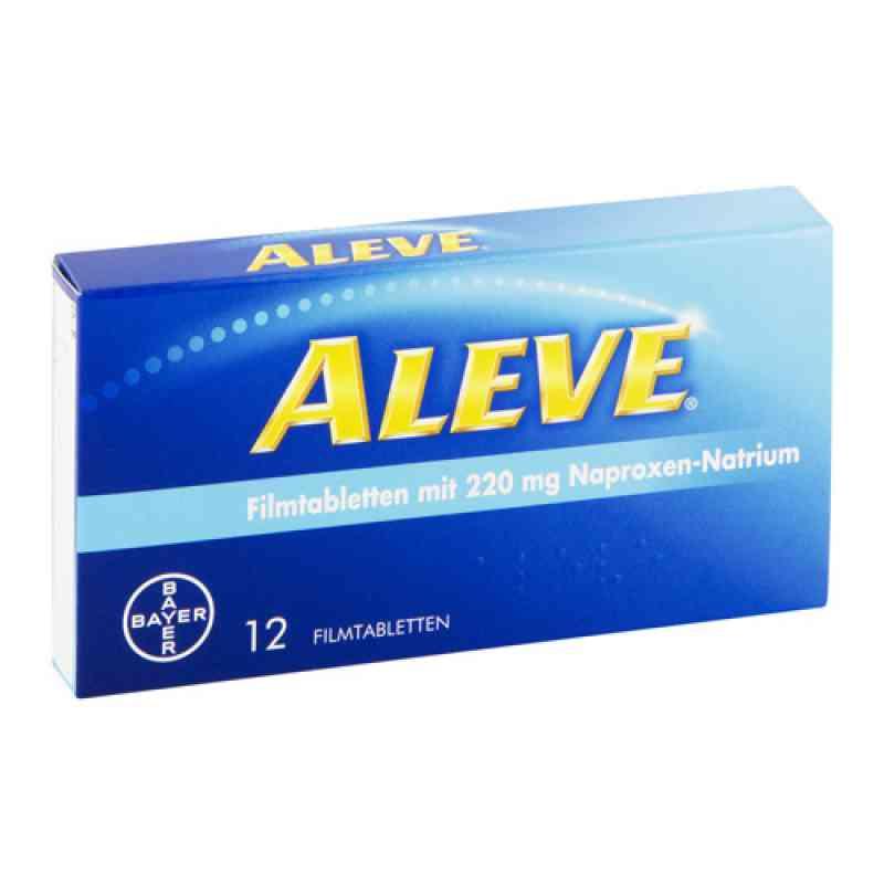 Aleve Filmtabletten  zamów na apo-discounter.pl
