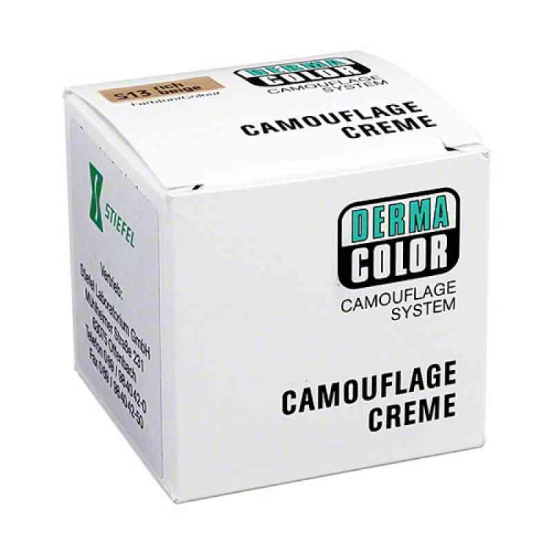 Dermacolor CrCamouflage S krem, odcień 13 Rich Beige  zamów na apo-discounter.pl