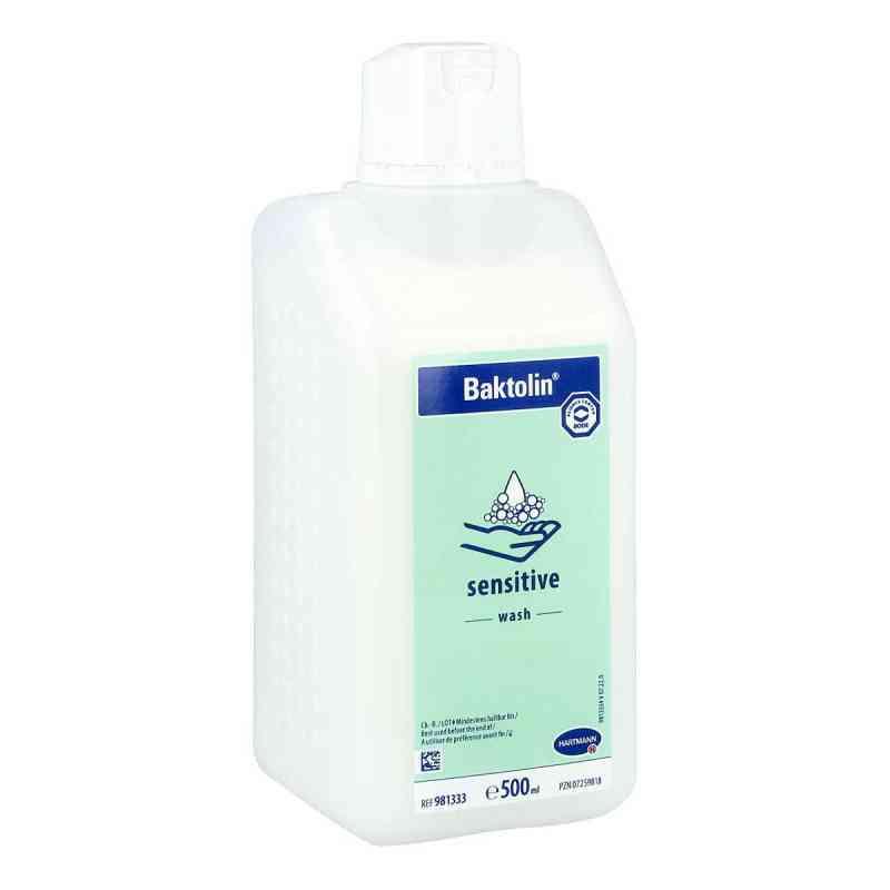 Baktolin sensitive balsam do mycia  zamów na apo-discounter.pl