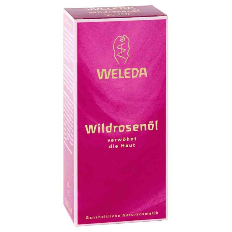 Weleda olejek pielęgnacyjny z wyciągiem z dzikiej róży zamów na apo-discounter.pl