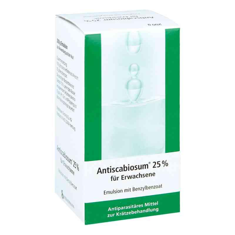 Antiscabiosum 25% Emulsion  zamów na apo-discounter.pl