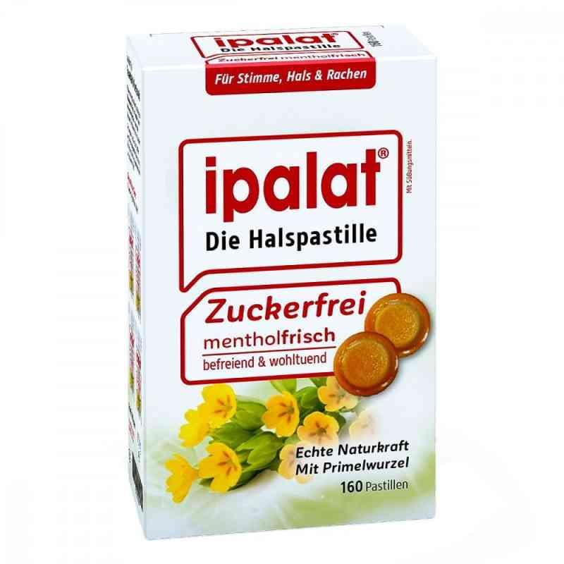 Ipalat pastylki na gardło bez cukru  zamów na apo-discounter.pl