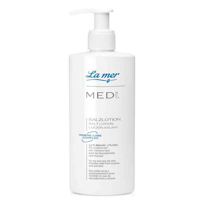 La Mer med balsam z solą morską nieperfumowany zamów na apo-discounter.pl