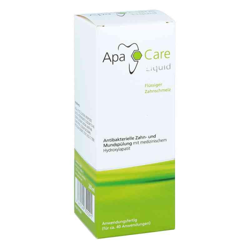Apacare Liquid płyn remineralizujący szkliwo  zamów na apo-discounter.pl