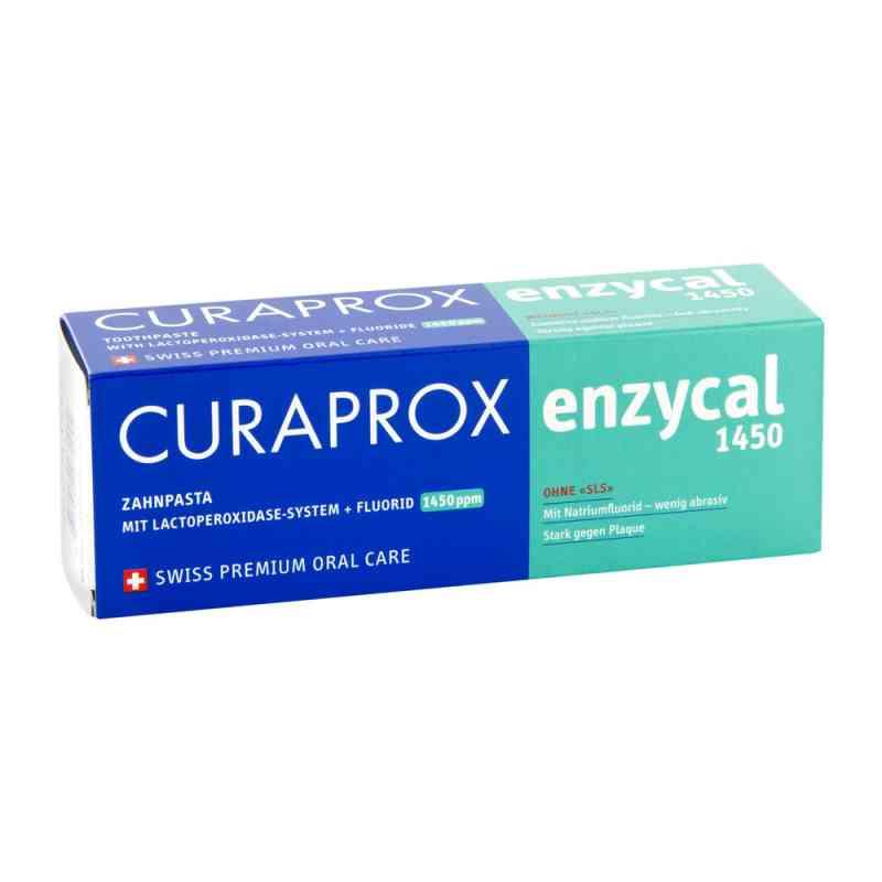Enzycal Curaprox pasta do zębów zamów na apo-discounter.pl