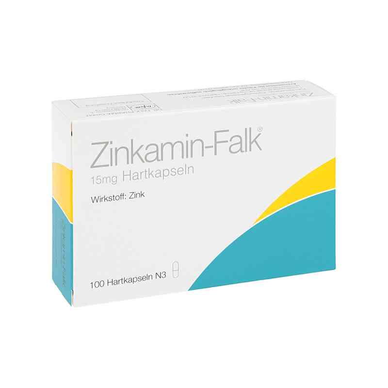 Zinkamin Falk Kapseln zamów na apo-discounter.pl