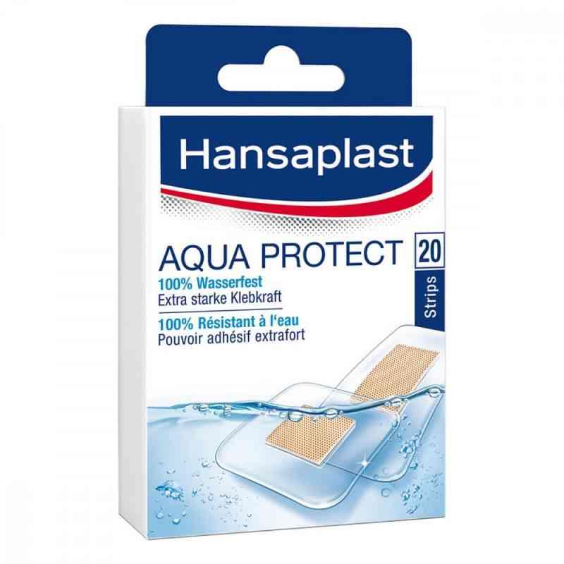 Hansaplast Aqua Protect Strips zamów na apo-discounter.pl