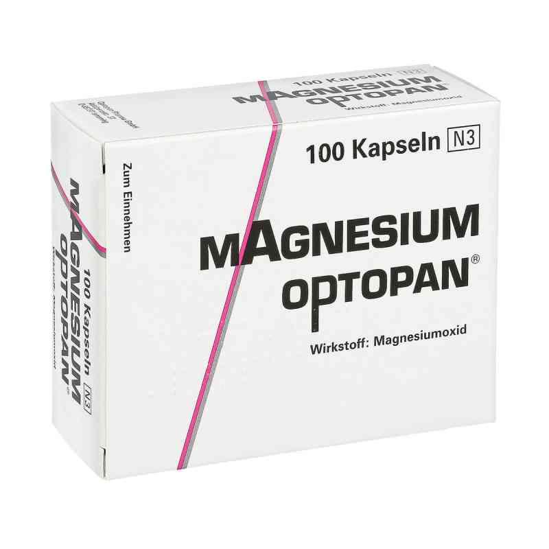 Magnesium Optopan Kapseln  zamów na apo-discounter.pl