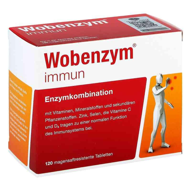 Wobenzym immun tabletki  zamów na apo-discounter.pl