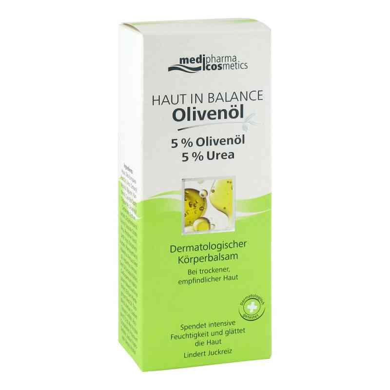 OLIVENOEL Balsam do ciała z olejkiem oliwkowym 5% zamów na apo-discounter.pl