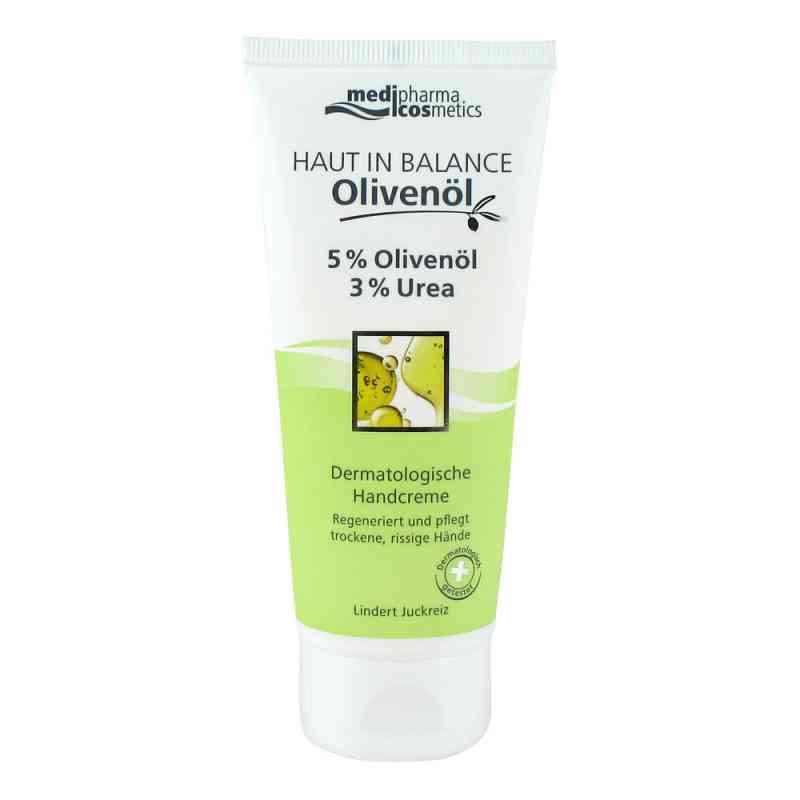 Olivenoel Haut in Balance krem do rąk z mocznikiem zamów na apo-discounter.pl