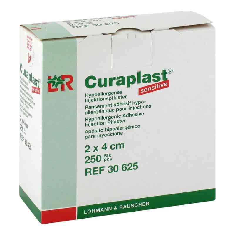 Curaplast Inj.pflaster Sensitiv 2x4 cm  zamów na apo-discounter.pl