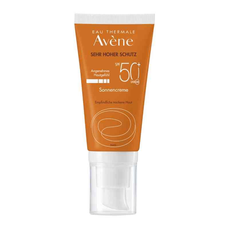 Avene Sunsitive krem p/słoneczny SPF 50+ zamów na apo-discounter.pl