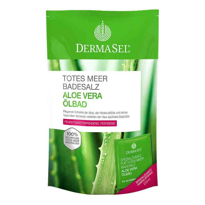 Dermasel Totes Meer SPA sól do kąpieli z Aloe Vera zamów na apo-discounter.pl