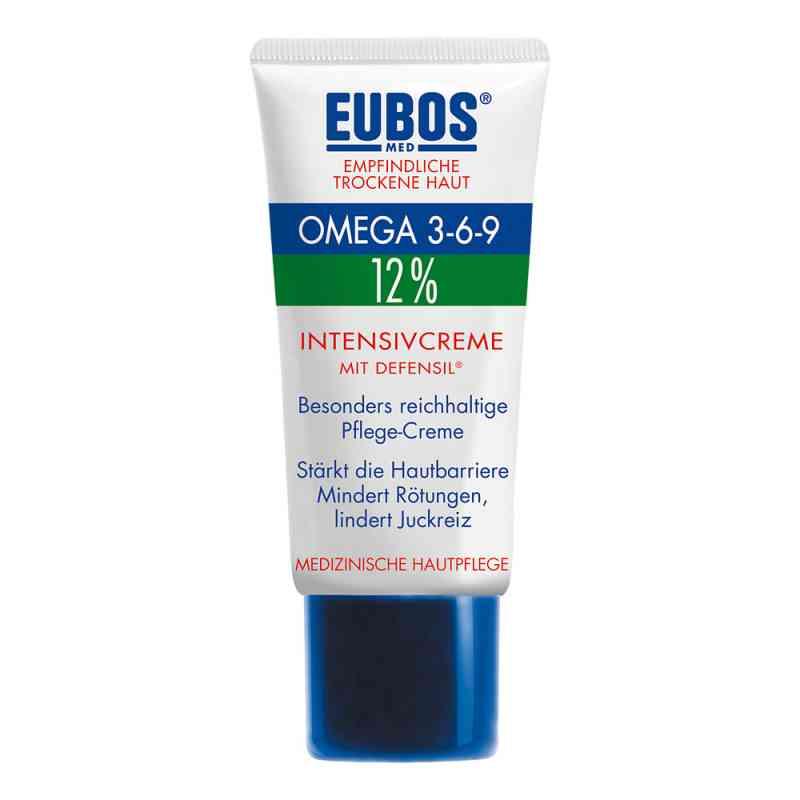Eubos intensywny krem Omega 3-6-9 skóra wrażliwa zamów na apo-discounter.pl