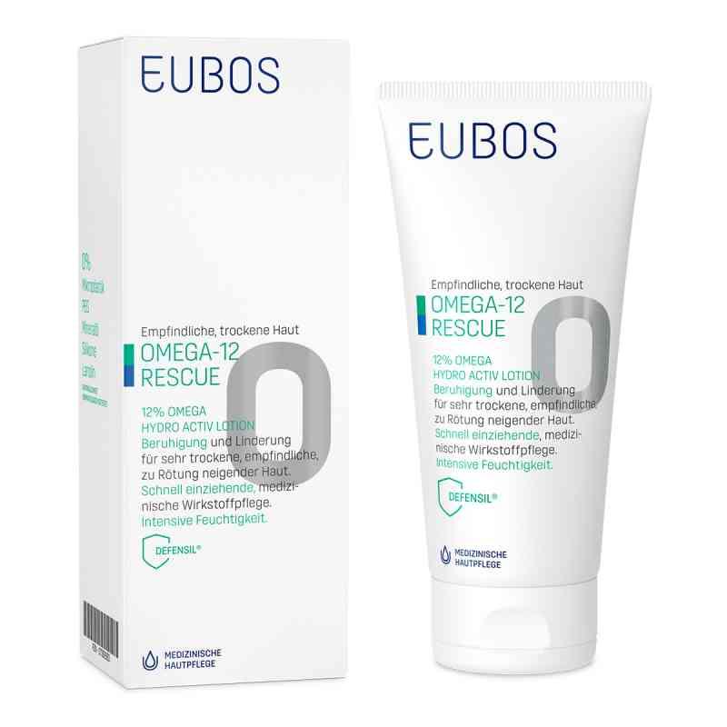 Eubos balsam nawilżający Omega 3-6-9 skóra sucha  zamów na apo-discounter.pl