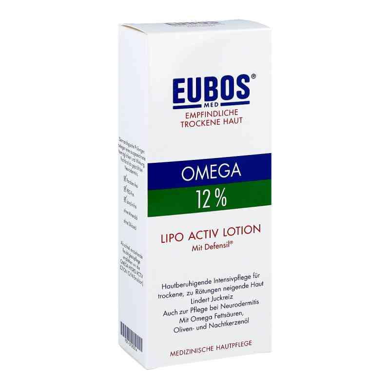 Eubos Balsam liposomalny Omega 3-6-9 skóra sucha  zamów na apo-discounter.pl