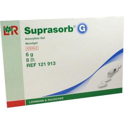Suprasorb G Amorphes Gel Spritze 6 g  zamów na apo-discounter.pl