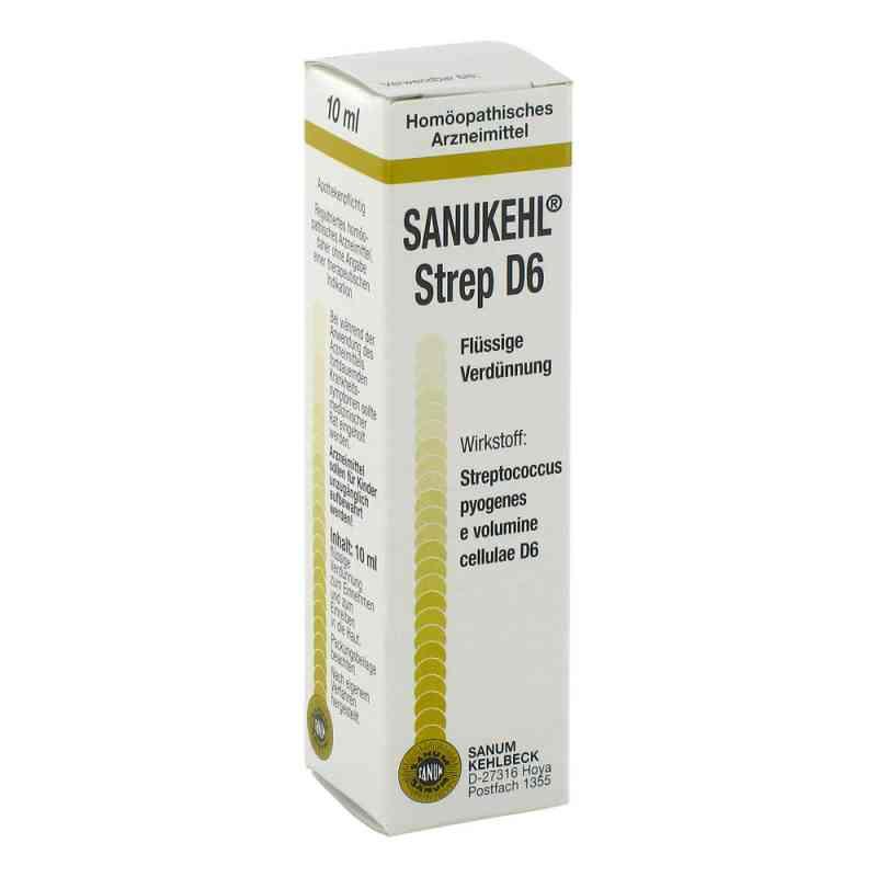 Sanukehl Strep D 6 krople zamów na apo-discounter.pl