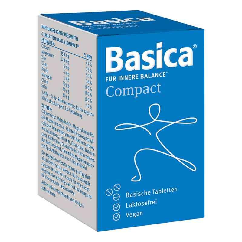 Basica Compact tabletki  zamów na apo-discounter.pl