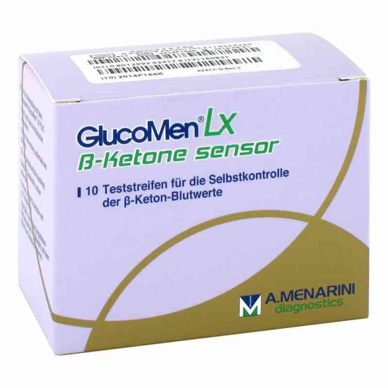 Glucomen LX Plus testy do badania ciał ketonowych zamów na apo-discounter.pl