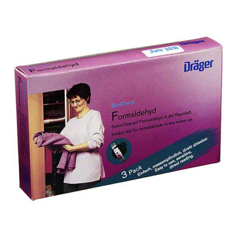 Bio Check Formaldehyd Test  zamów na apo-discounter.pl